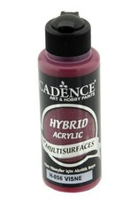 Cadence Cadence Hybride acrylverf (semi mat) Kers 120 ml