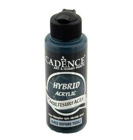 Cadence Cadence Hybride acrylverf (semi mat) Oxford groen 120 ml