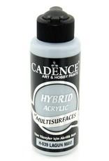 Cadence Cadence Hybride acrylverf (semi mat) Lagoon blue 120 ml