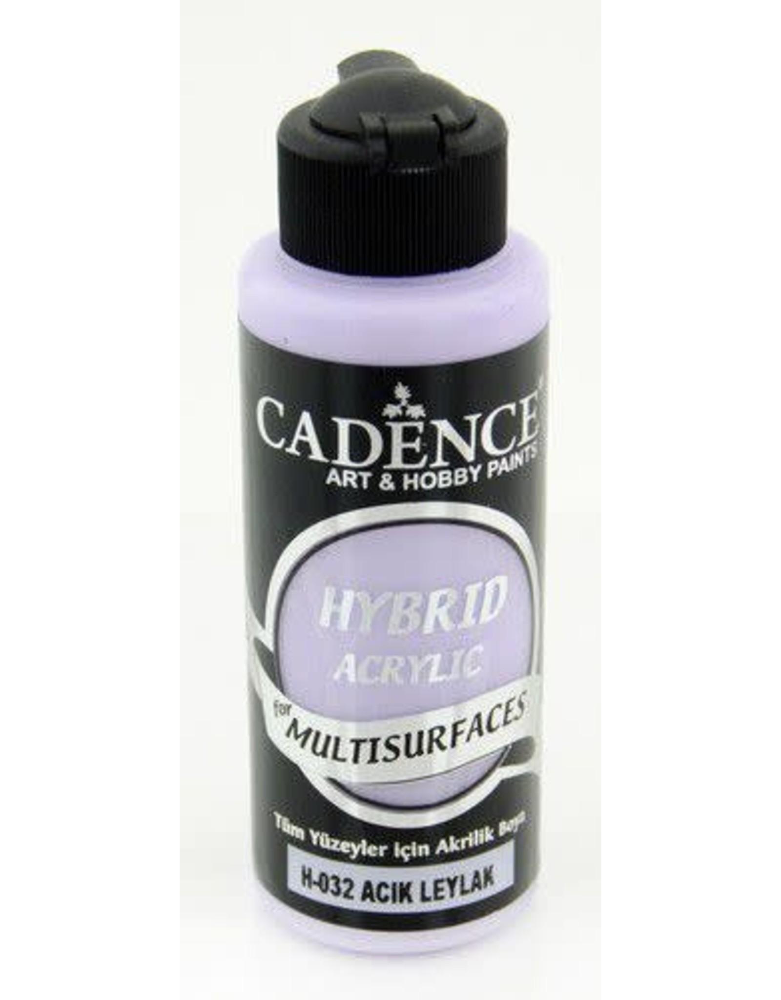 Cadence Cadence Hybride acrylverf (semi mat) Light mauve 120 ml