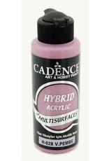 Cadence Cadence Hybride acrylverf (semi mat) Victoria roze 120 ml