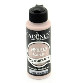 Cadence Cadence Hybride acrylverf (semi mat) New mocca 120 ml