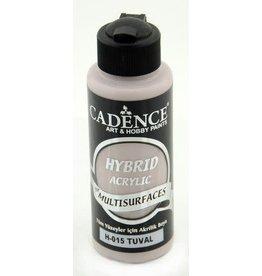 Cadence Cadence Hybride acrylverf (semi mat) Natural canvas 120 ml