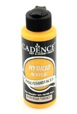 Cadence Cadence Hybride acrylverf (semi mat) Warm oranje 120 ml