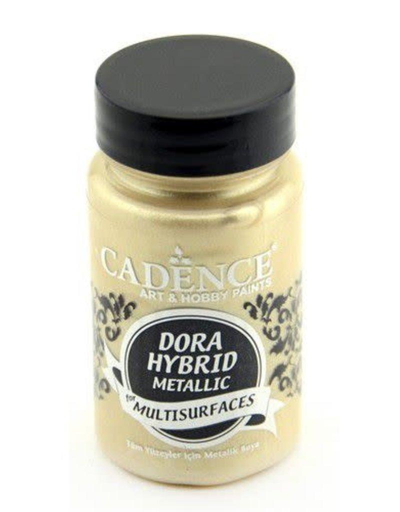 Cadence Cadence Dora Hybride metallic verf Champaigne 90 ml