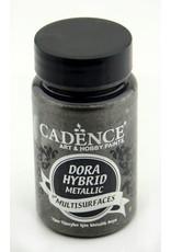 Cadence Cadence Dora Hybride metallic verf Antraciet  90 ml