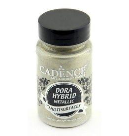 Cadence Cadence Dora Hybride metallic verf Platinum 90 ml