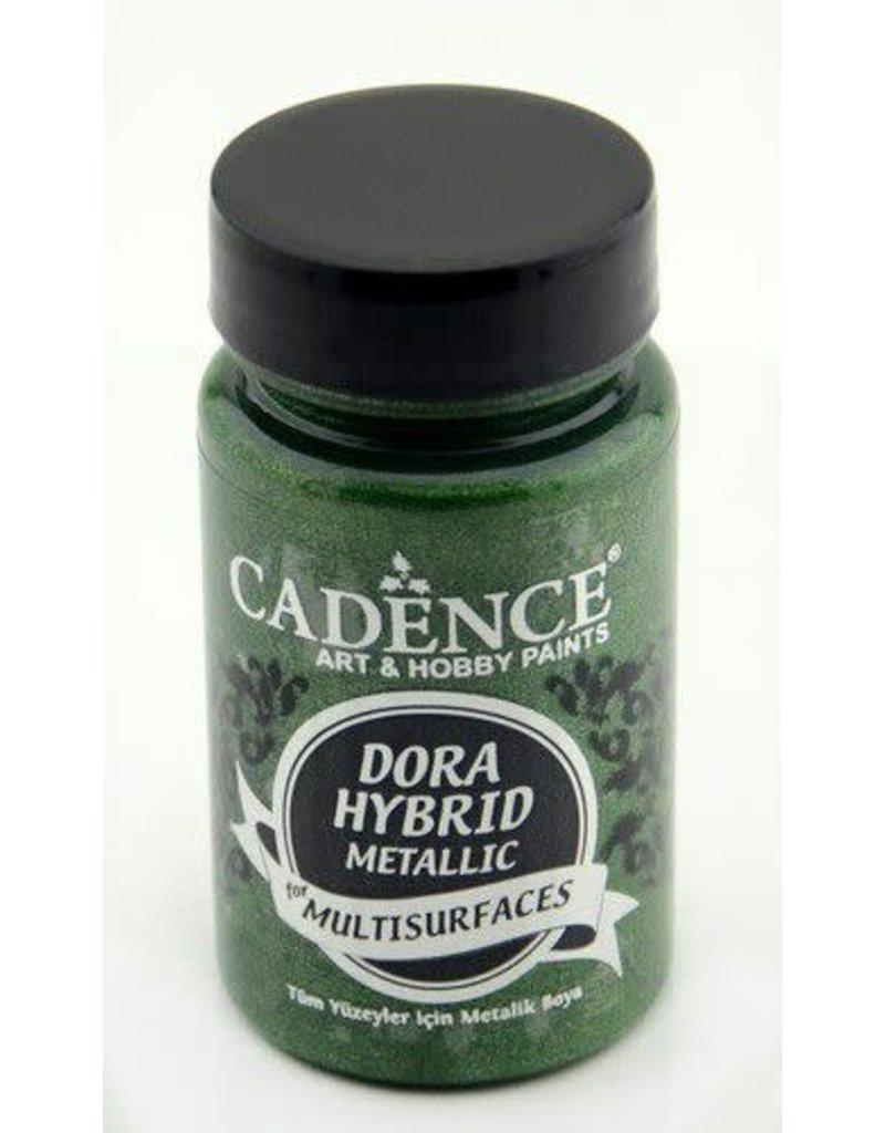Cadence Cadence Dora Hybride metallic verf Groen  90 ml