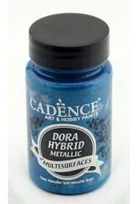 Cadence Cadence Dora Hybride metallic verf Blauw 90 ml