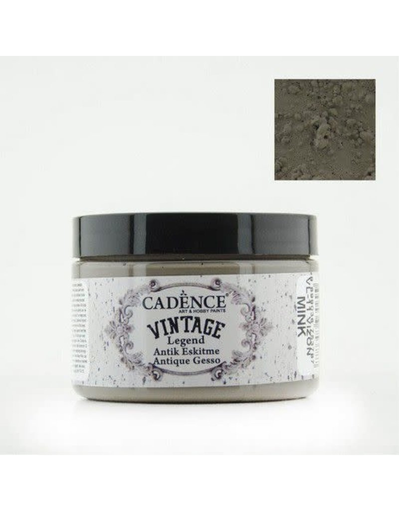 Cadence Cadence Vintage Legend gesso Mink - grijs 150 ml