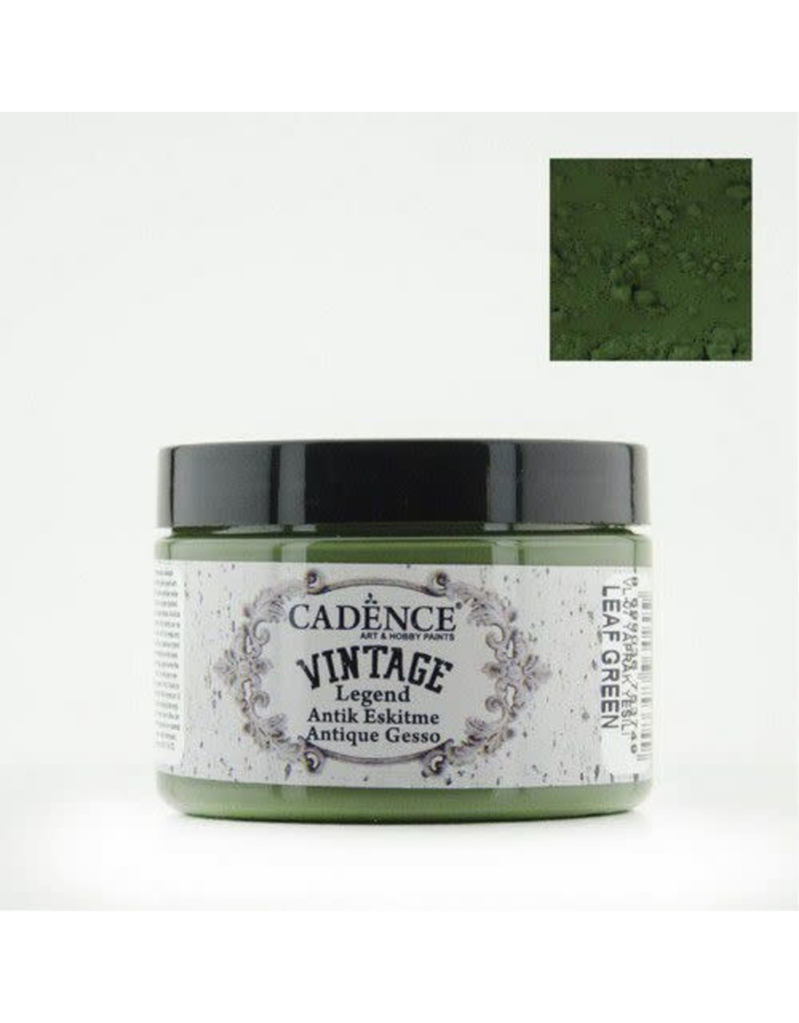 Cadence Cadence Vintage Legend gesso Bladgroen  150 ml