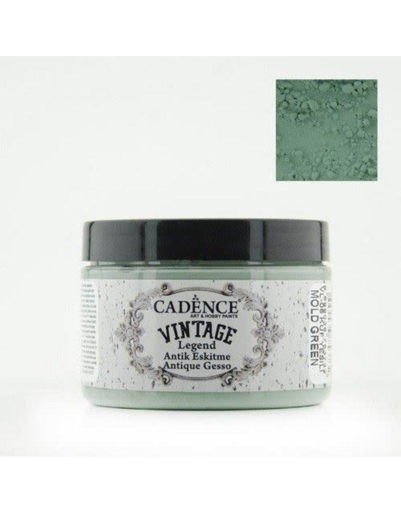 Cadence Cadence Vintage Legend gesso Mould - schimmel groen  150 ml