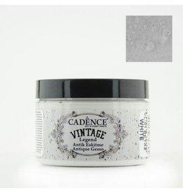 Cadence Cadence Vintage Legend gesso Wit  150 ml