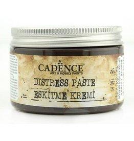 Cadence Cadence Distress pasta Antiek kastanjebruin  150 ml