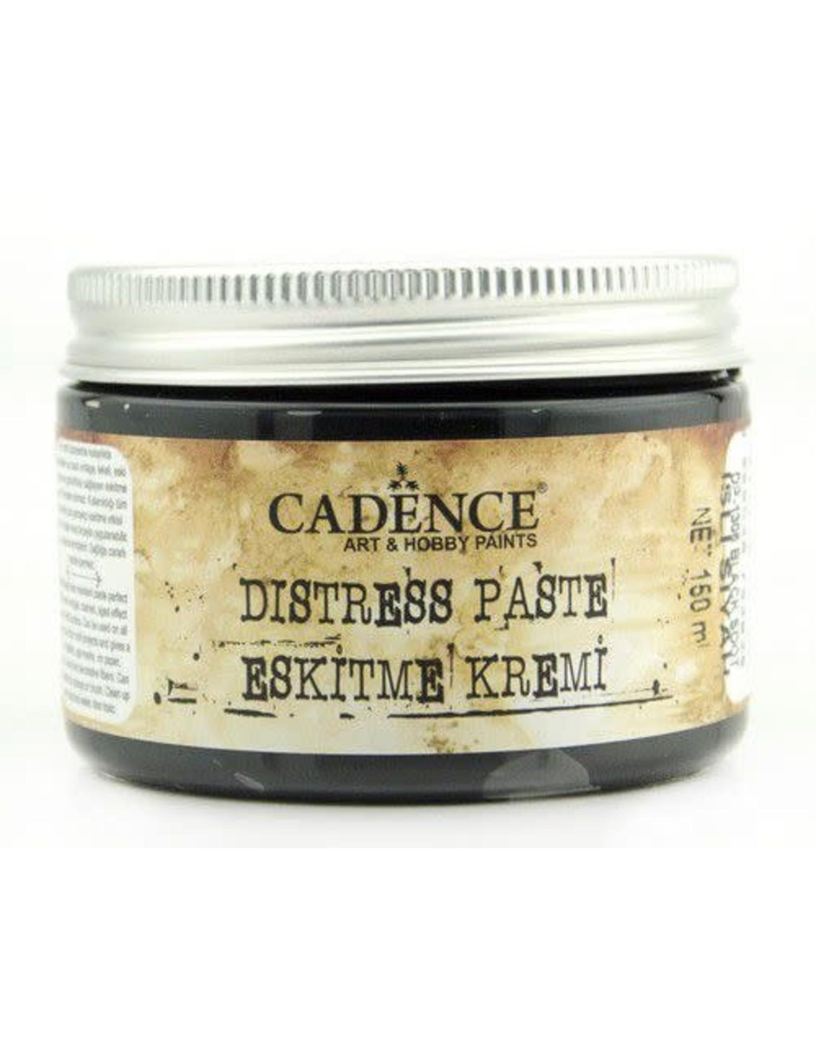 Cadence Cadence distress pasta black soot 150ml