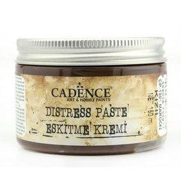 Cadence Cadence Distress pasta Maroon - Kastanjebruin  150 ml