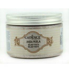 Cadence Cadence Dora Perla Met. Relief Pasta Diamant Roze  150 ml