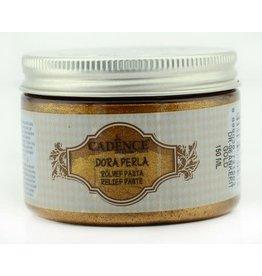 Cadence Cadence Dora Perla Met. Relief Pasta Ankerit Gold  150 ml