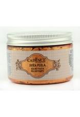 Cadence Cadence Dora Perla Met. Relief Pasta Oxide oranje  150 ml