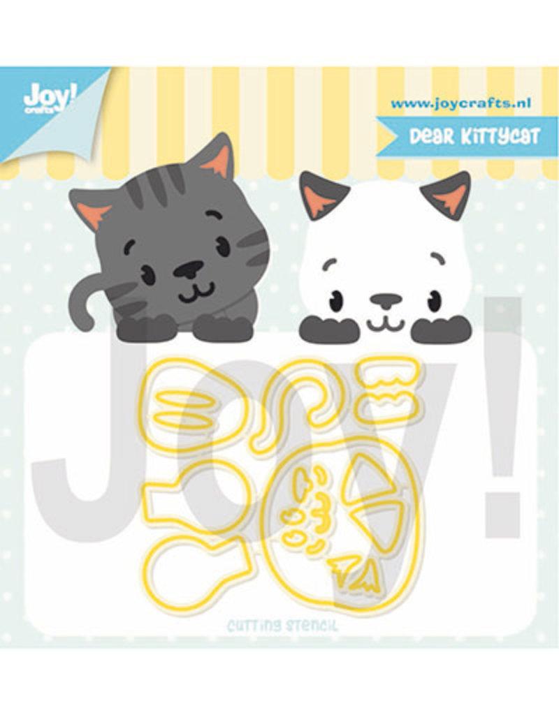 Joy Craft Joy Crafts Jocelijne - Lieve Kittykat 6002/1321