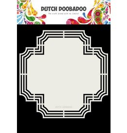 Dutch Doobadoo Dutch Doobadoo Dutch Shape Art Kruis 207x207mm 470.713.179
