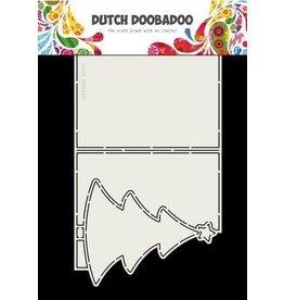 Dutch Doobadoo Dutch Doobadoo Card art Kerstboom A4 470.713.723