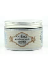 Cadence Cadence Metallic Relief Pasta Zilver 01 085 5910 0150 150 ml