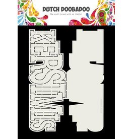 Dutch Doobadoo Card Art Dutch Doobadoo Card art Kerstmis A4 (NL) 470.713.724
