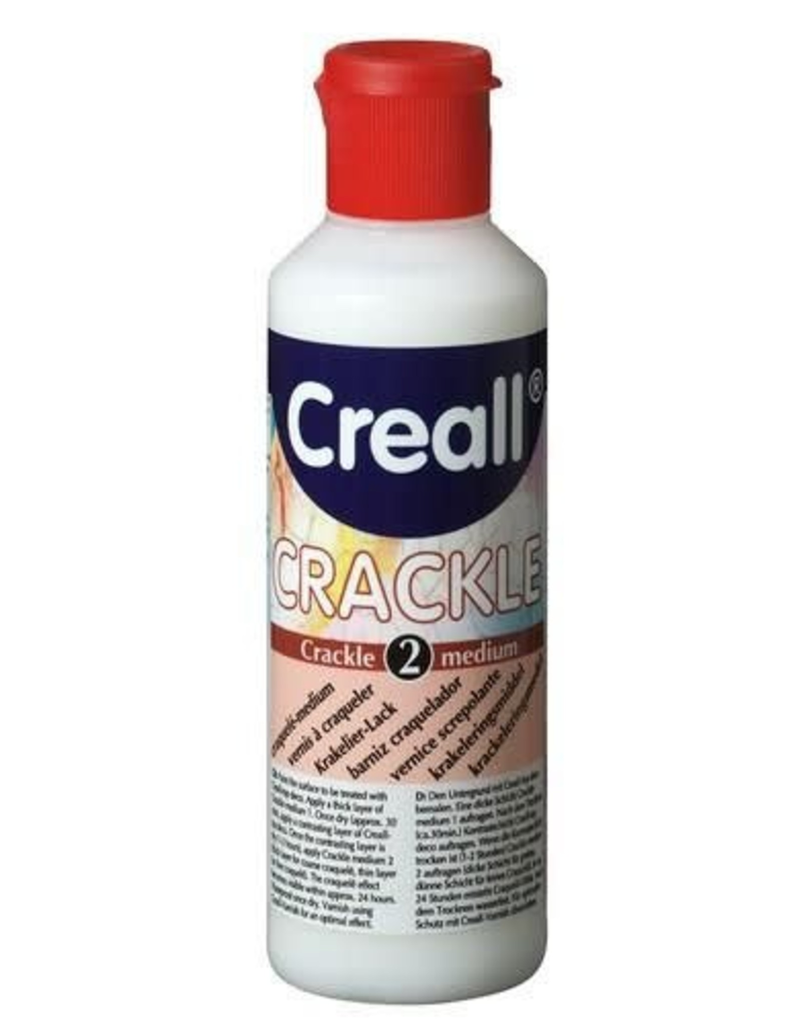 Creall Creall Crackle - craquelé medium stap 2 (80 ML)