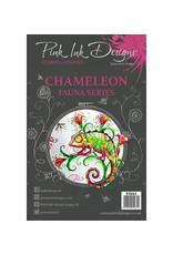 Creative Expressions Pink Ink Designs Chameleon PI041