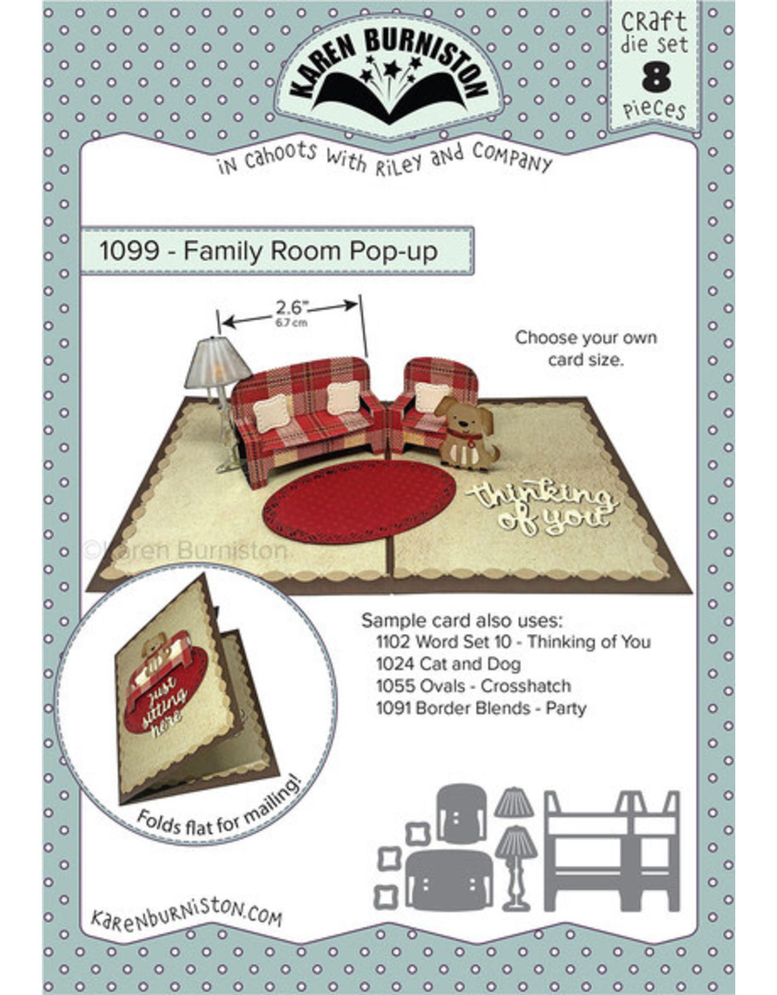 Karen Burniston Karen Burniston Family Room pop up 1099