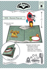 Karen Burniston Karen Burniston Rocket pop up 1105
