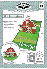 Karen Burniston Karen Burniston Barn Pop Stand 1096