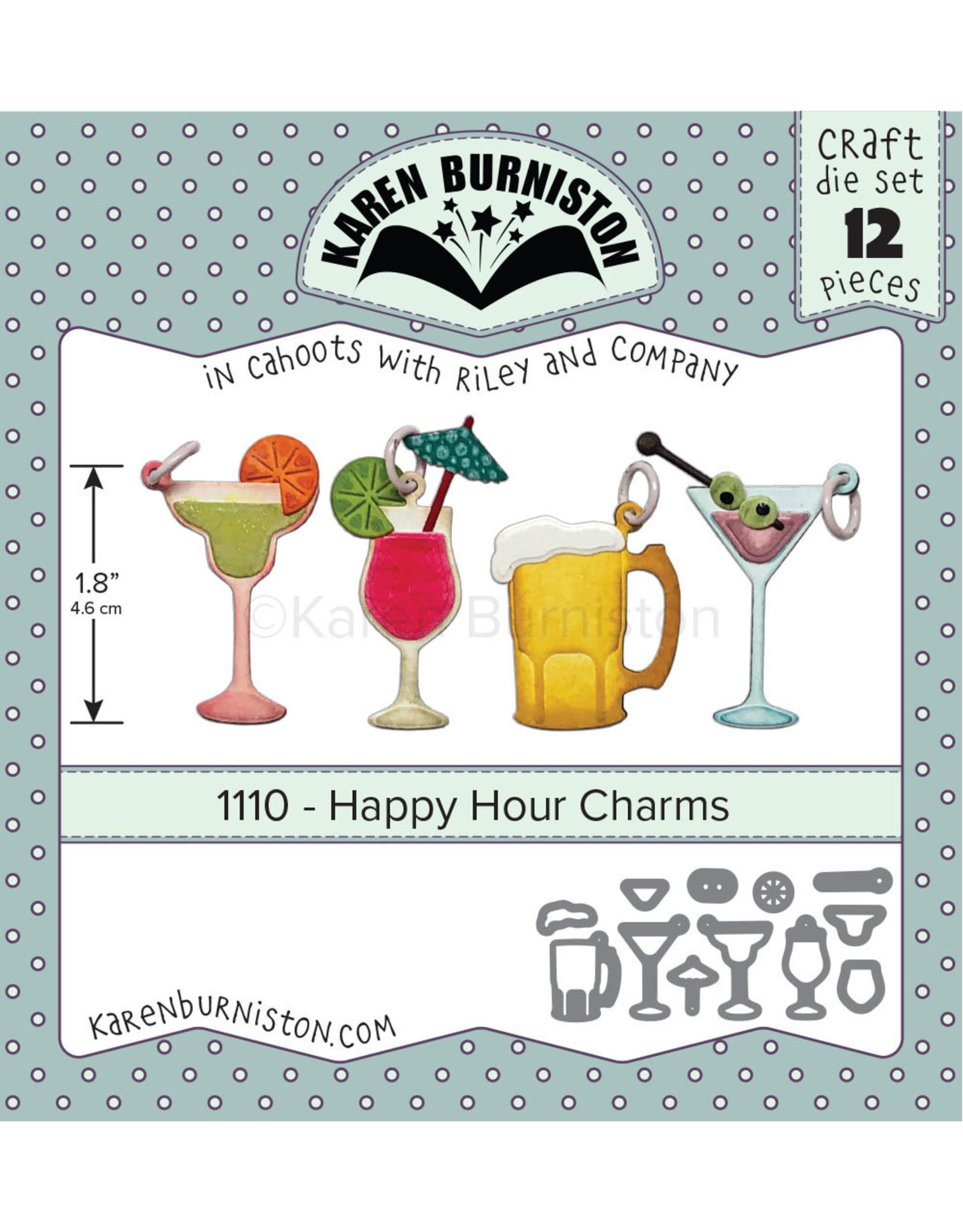 Karen Burniston Karen Burniston Happy Hour Charms 1110