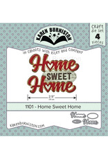 Karen Burniston Karen Burniston Home Sweet Home 1101