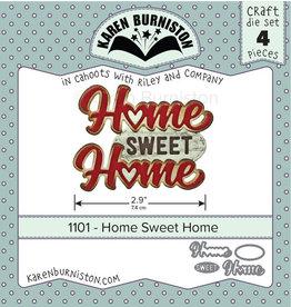 Karen Burniston Karen Burniston Home Sweet Home 1101