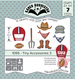 Karen Burniston Karen Burniston Tiny Accessoires 3  1095