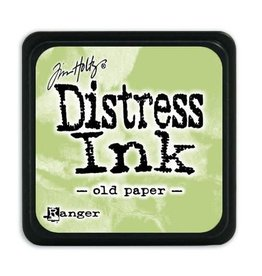 Ranger Ranger Distress Mini Ink pad - old paper TDP40057 Tim Holtz