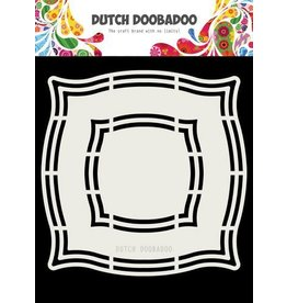 Dutch Doobadoo Dutch Doobadoo Dutch Shape Art Frame Elton 15x15cm 470.713.181
