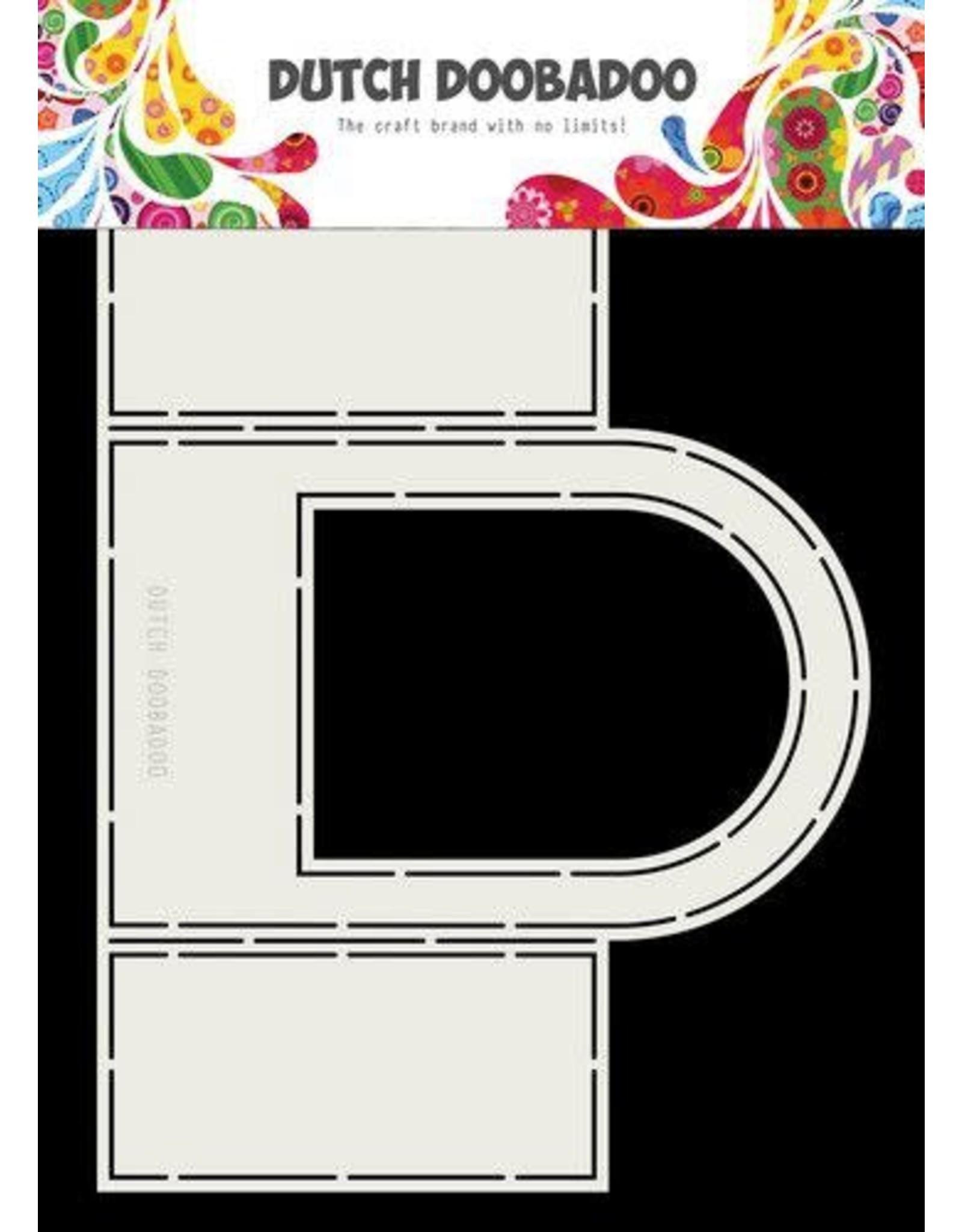 Dutch Doobadoo Dutch Doobadoo Fold card art Window Venster boog 210x160mm 470.713.728