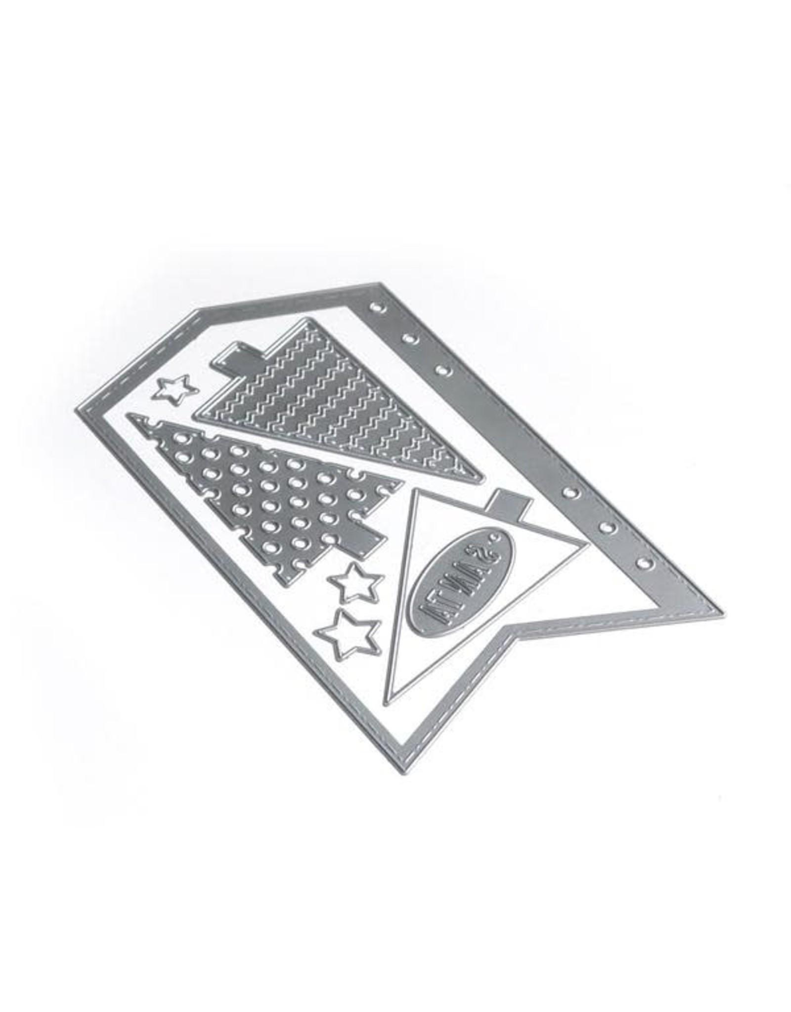 Elizabeth Craft Designs Elizabeth Craft Designs Planner Essentials 12 Arrow Page & Tree 1673