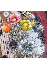 Elizabeth Craft Designs Elizabeth Craft Designs A Field of Flowers CS149 Charlene vd Vorst