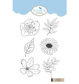 Elizabeth Craft Designs Elizabeth Craft Designs Garden Flowers CS150 Charlene vd Vorst