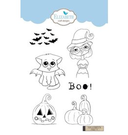 Elizabeth Craft Designs Elizabeth Craft Designs Halloween Party CS153 Charlene vd Vorst