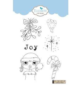 Elizabeth Craft Designs Elizabeth Craft Designs Oh the Joy of Christmas CS154  Charlene vd Vorst