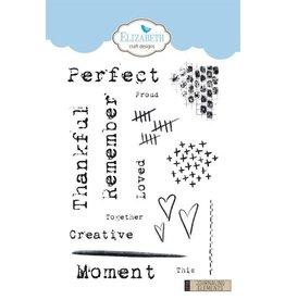 Elizabeth Craft Designs Elizabeth Craft Designs Journaling Elements CS156 Charlene vd Vorst