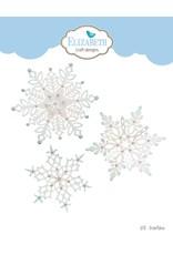 Elizabeth Craft Designs Elizabeth Craft Designs  Snowflakes 1692