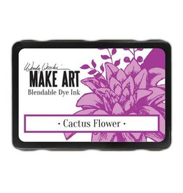 Ranger Ranger MAKE ART Dye Ink Pad Cactus Flower WVD64305 Wendy Vecchi