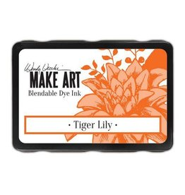 Ranger Ranger MAKE ART Dye Ink Pad Tiger Lily WVD64404 Wendy Vecchi