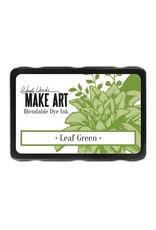 Ranger Ranger MAKE ART Dye Ink Pad Leaf Green WVD64336 Wendy Vecchi